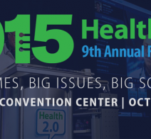 Don't Miss the Health Data Exploration project at Health 2.0!